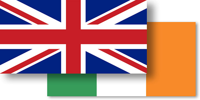 UK & Republic of Ireland