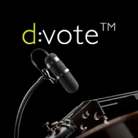 d:vote™ Instrument Mics
