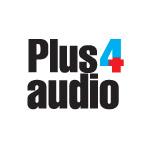 Plus 4 Audio Logo