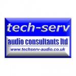 Tech Serve Audio Consultants Logo