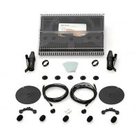 DPA d:screet™ SMK4060/61 Stereo Mic Kit Contents