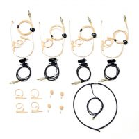 DPA Bodyworn Directional Microphone Kit
