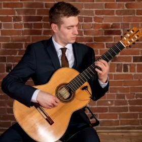 Ed Peczek Classical Guitarist