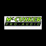 McCusker Pro Audio Logo