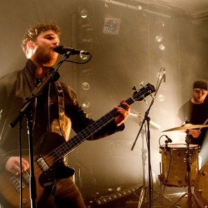 Royal Blood and the d:facto Vocal Mic