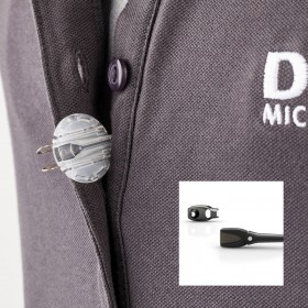 DPA d:screet Slim mic and new Concealer
