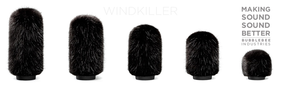 Bubblebee Industries Windkillers Now available