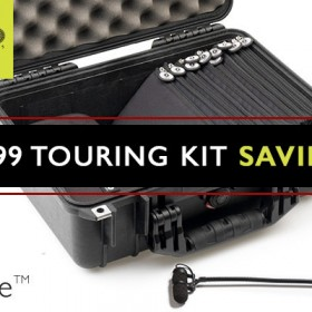 Save on DPA touring kits