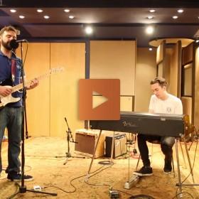 Josh Bevan and Meris at Snap Studios London