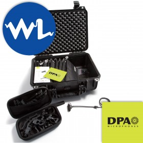 White Light expands on DPA Microphone