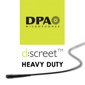 DPA d:screet™ Heavy Duty Mics