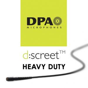 DPA d:screet™ Heavy Duty Mics