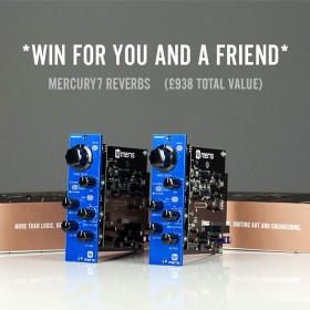 Win a Meris Mercury7 for you and a friend