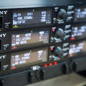 Sony's renowned DWX Digital Wireless system