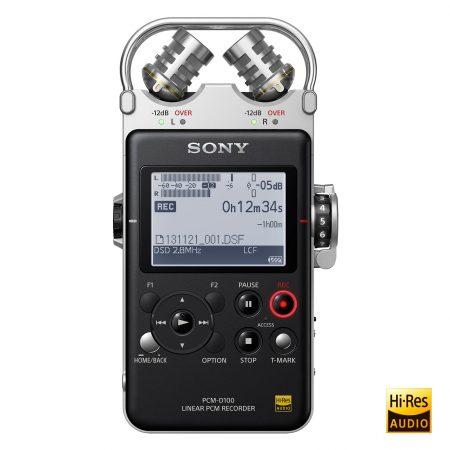 Sony PCM-D100 Linear PCM Portable Recorder