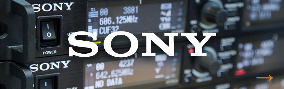 SONY Pro Audio