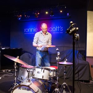 Miking Drums at Ronnie Scott's