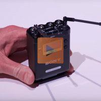 Sony URX-P03D Video