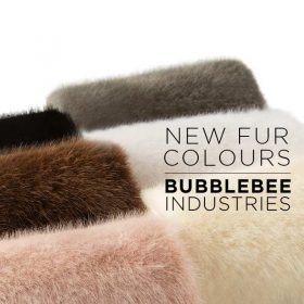 Bubblebee Industries new fur colours