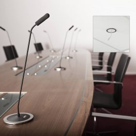 DPA Microphone Base Table / Ceiling Application