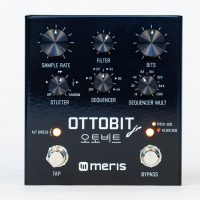 Meris Ottobir Jr Pedal Controls
