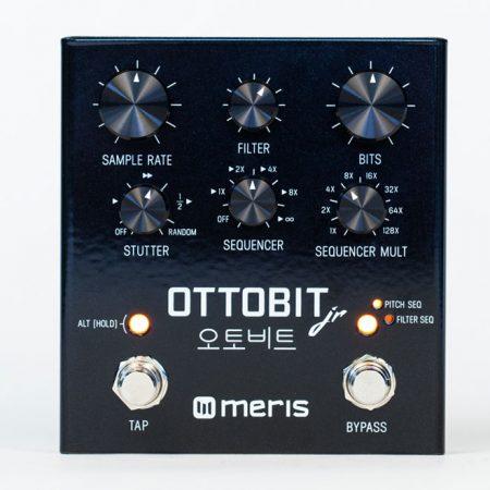 Meris Ottobir Jr Pedal Controls