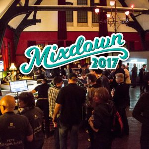 The Sound Network Mixdown 2017