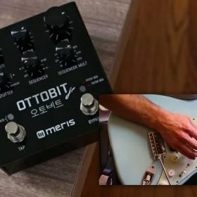Vintage King Meris Ottobit Jr Demo Video