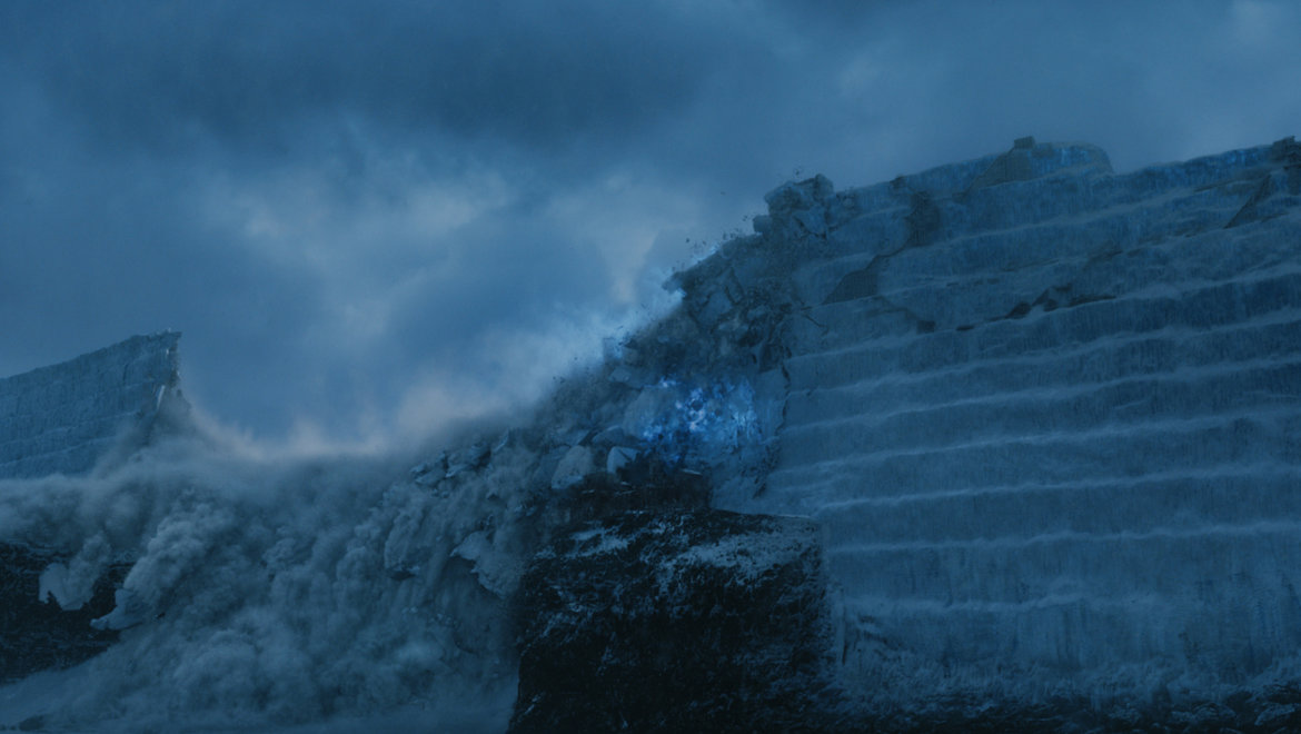 Game of Thrones and DPA Microphones - the Wall - HBP