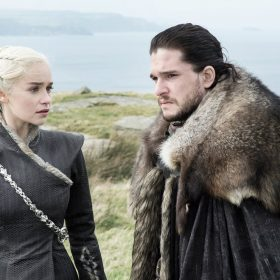 Emilia Clarke and Kit Harington, DPA Microphones and Game of Thrones