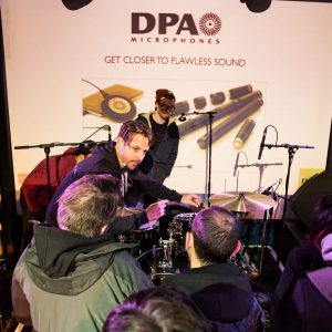 DPA Microphones workshop at Scala London