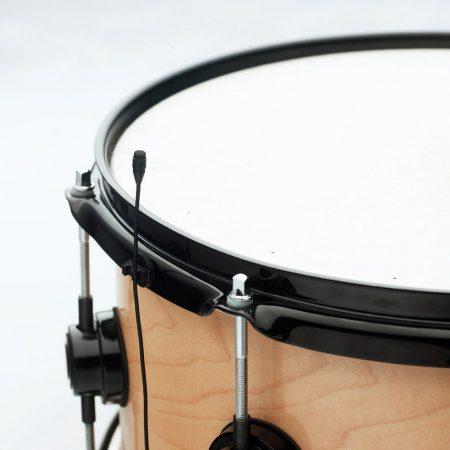 DPA d:screet 4061 Mic on Drum