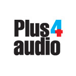 Plus 4 Audio Logo