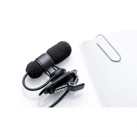 DPA d:screet™ 4080 Lavalier Microphone Size