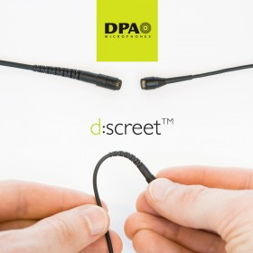 DPA d:screet Heavy Duty Mics