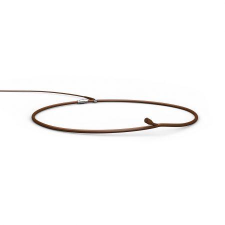 DPA d:screet™ Necklace Mic, Brown 53cm