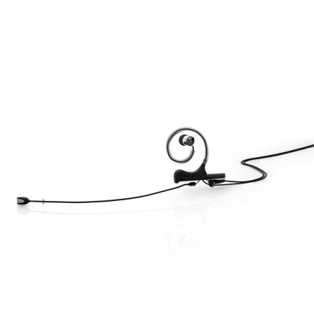 DPA d:fine In Ear Headset Mic Single-Ear, Black