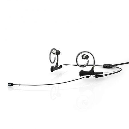 DPA d:fine™ In-Ear Broadcast Headset, Dual Ear Mount, Dual In-Ear