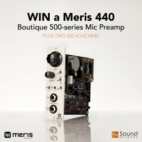 Meris 440 Giveaway February 2015