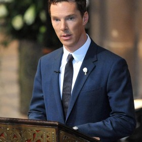 Benedict Cumberpatch Richard II: The Reburial