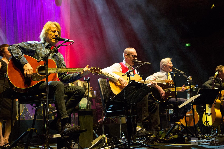 Status Quo Aquostic at Royal Albert Hall | Sound Network