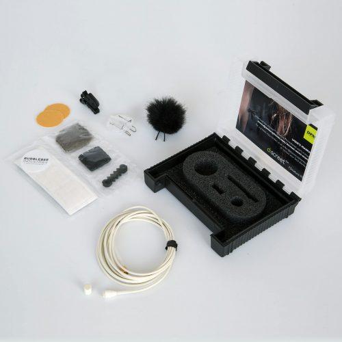 DPA d:screet™ 4061-W Ltd Ed Broadcast Kit