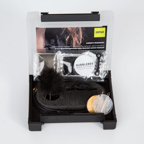 DPA Limited Edition Broadcast Kit 2016