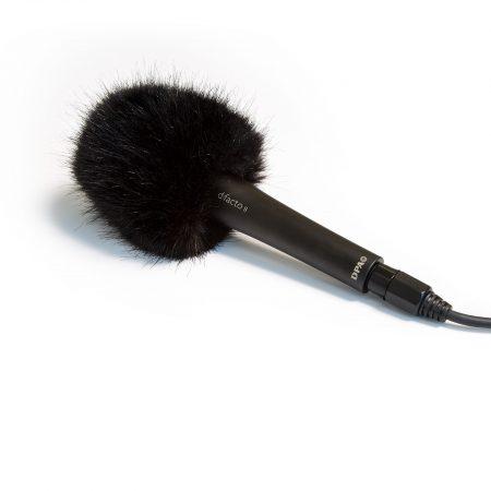 Bubblebee The Big Windbubble on handheld mic