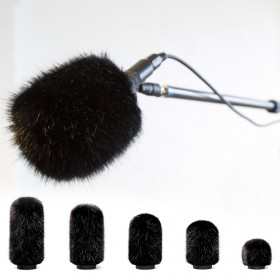 Bubblebee Windkiller for Shotgun Mics