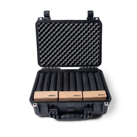 DPA d:fine 10-Pack Peli Case