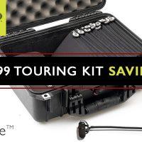 Save on DPA touring kits