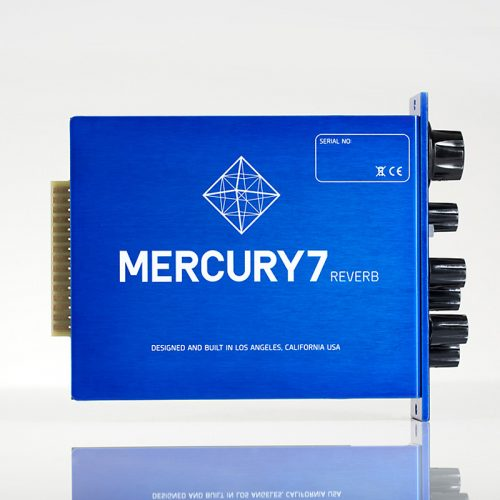 Meris Mercury 7 Reverb Side
