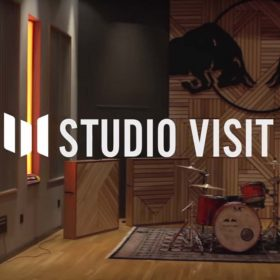 Meris Red Bull Studios Visit