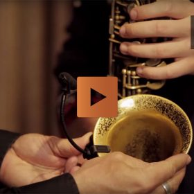 How to Mic Saxophone